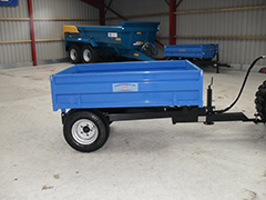 OXDALE TIPPING TRAILER