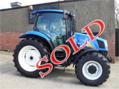 NEW HOLLAND 6020